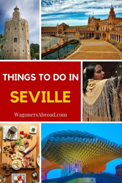 There are so many things to do in Seville, the capital of Andalucía. The city is admired for its architecture, flamenco, & delectable tapas. Read more on WagonersAbroad.com