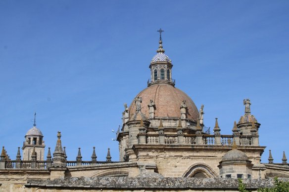 Do a day trip from Seville to Jerez de la Frontera. Read more on WagonersAbroad.com
