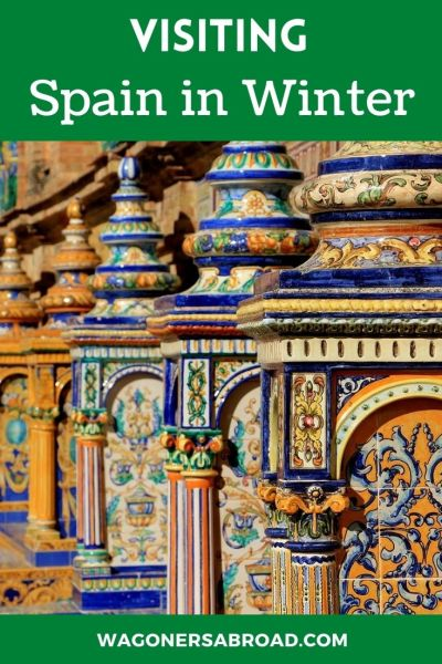 Visit Spain in Winter and stay for a while! Escape your harsh winter just a change of scenery and come livein Spain for a month or even 3. - Read more on https://wagonersabroad.com