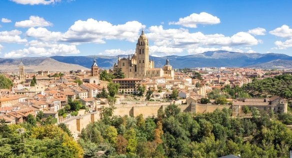 Segovia Spain - Read more on https://wagonersabroad.com