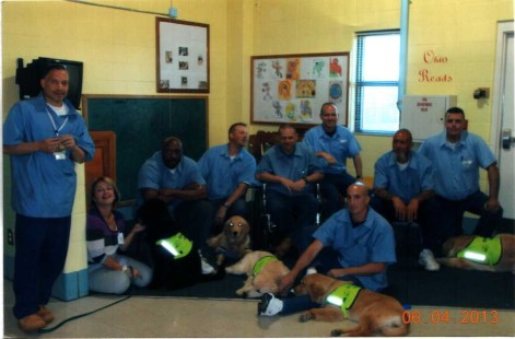 Prison Training Group at NCCC