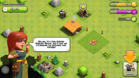 main clash of clan lancar jaya