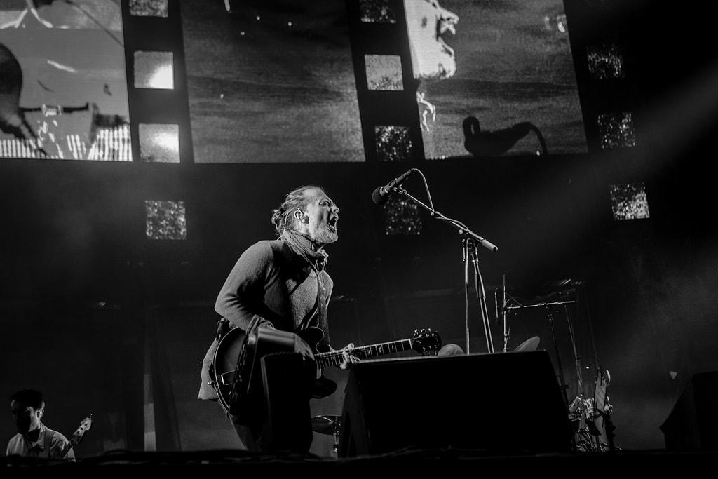 Perayaan band Radiohead ke 20