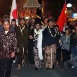 Lampah Bisu Mubeng Benteng Kraton Dalam Menyambut Tahun Baru Islam