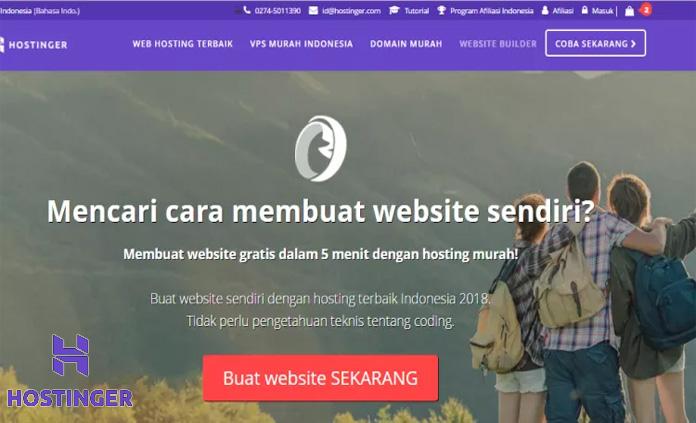 Hostinger Web Hosting Terbaik Di Indonesia Dan Dunia Tahun 2018
