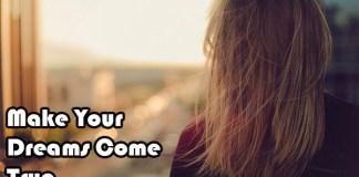 5 Cara Mewujudkan Mimpimu Jadi Nyata, Ini Rahasianya