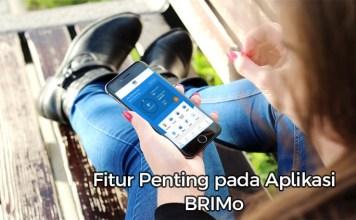 Beberapa Fitur Penting Yang Terdapat Pada Aplikasi Brimo