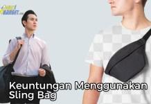 Inilah Keuntungan Ketika Kita Menggunakan Sling Bag