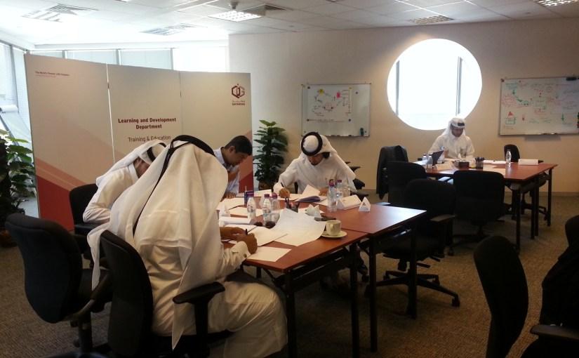 كتابة التقارير الفنية للمهندسين – قطر غاز