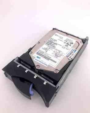 IBM 36.4GB 15K 80 PIN U160 SCSI HARD DRIVE (06P5770)