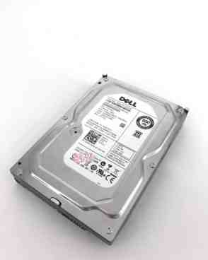 DELL 500GB 3.5″ SATA 3GB/S 7.2K RPM HARD DRIVE (1KWKJ)