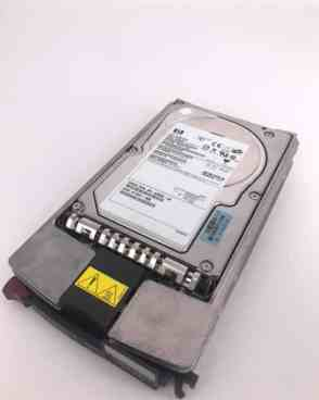 HP 146.8 GB ULTRA320 10K  3.5″ SCSI HARD DRIVE (289044-001)