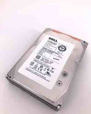 DELL 600GB 15K RPM SAS-6GBS 3.5″ INTERNAL HARD DRIVE (5193M)