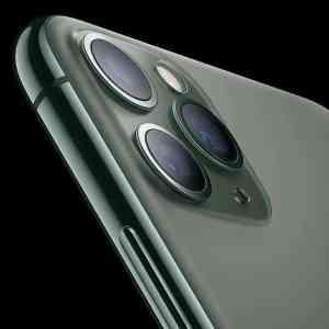 iPhone 11 Pro (5.8吋)/ Pro Max (6.5吋) 首次新增3鏡頭