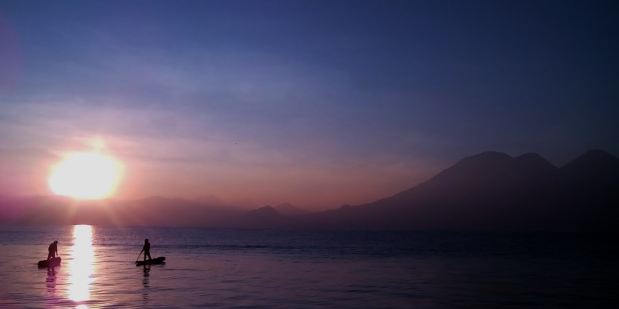 picture lake atitlan