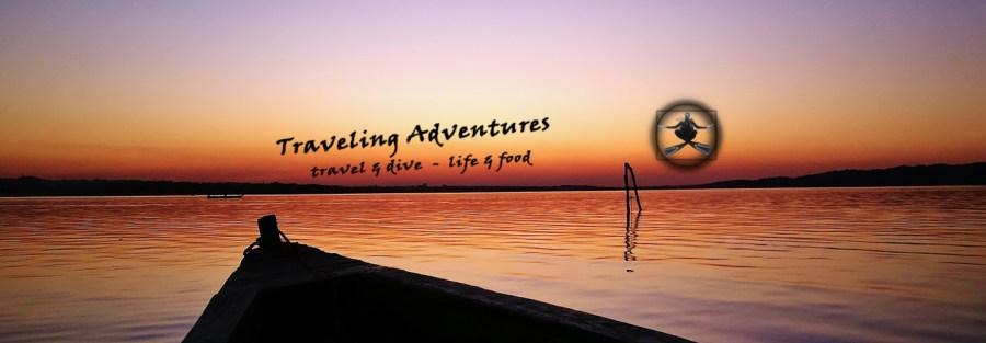 traveling adventures Lui life food travel dive