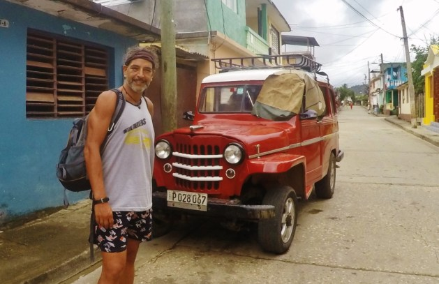 Baracoa is a perfect hiking location