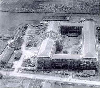 Kampus UGM tahun 1956