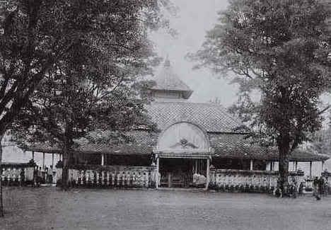 Masjid Kauman tahun 1888