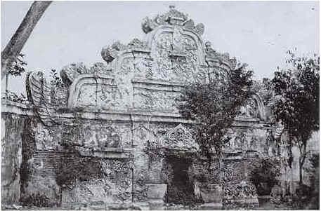 Tamansari tahun 1881