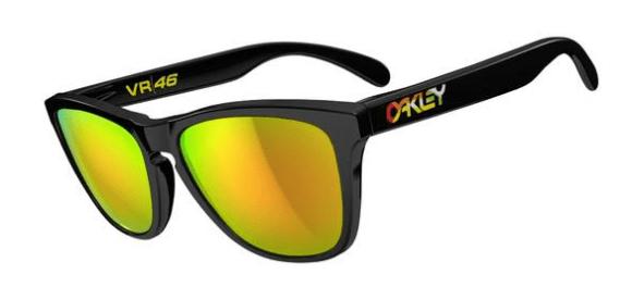 Oakley Frogskin Valentino Rossi SKU# 24-325