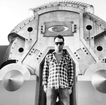 Mark Cavendish at Oakley HQ USA.
