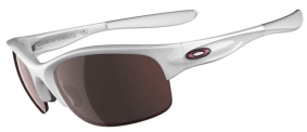$260 Oakley COMMIT® SQ SKU# 03-784 Color: Polished White/G30 Black Iridium