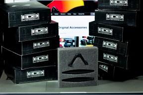 M FRAME® ACCESSORY KITS SKU# 06-596 Color: Black for M-frame or Pro M-frame