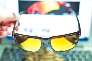 SHAUN WHITE SIGNATURE SERIES HOLBROOK™ SKU# OO9102-34 Color: Brown Tortoise/24K