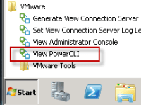 Managing User Assignments in VMware View Dedicated Pools - Wahl Network