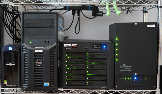 Home Lab Wahl Network
