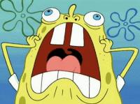 spongebob-stressed