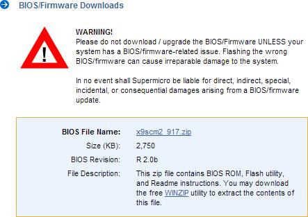 firmware-warning