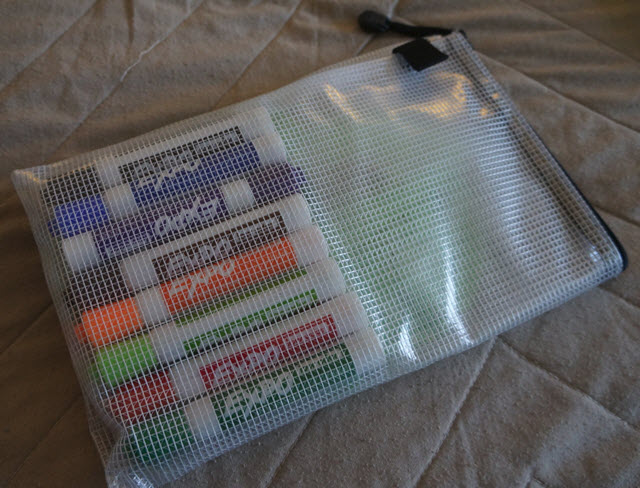 The magical bag for whiteboard adventurers