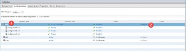 It's time to configure VXLAN