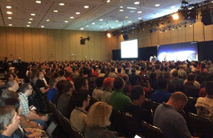1100+ Attendees in 2014