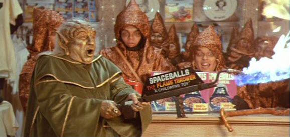May the Schwartz be with you