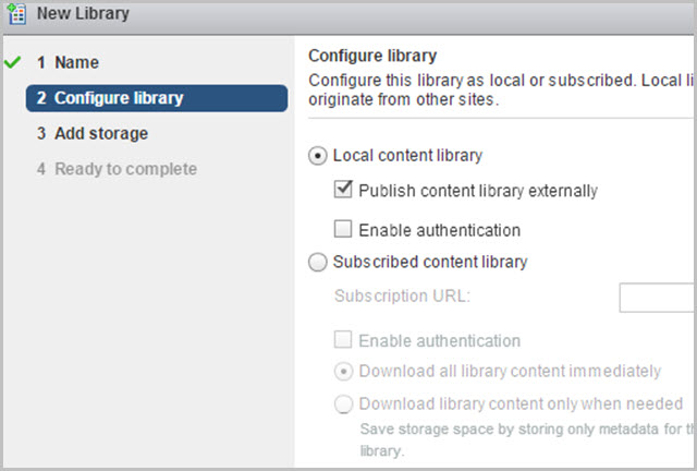 library-settings