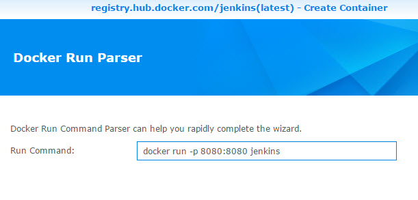 docker-run-command