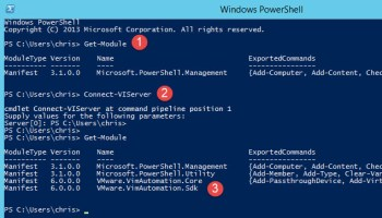 Welcoming PowerCLI to the PowerShell Gallery - Wahl Network