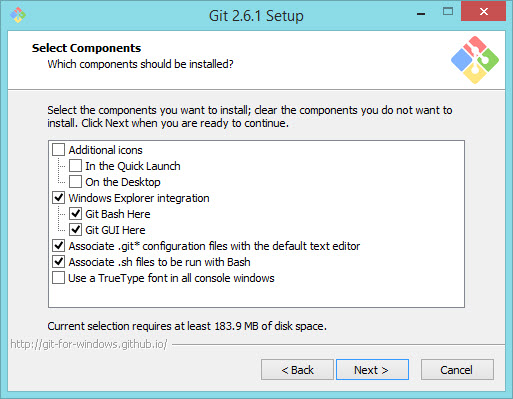 git-windows-installer