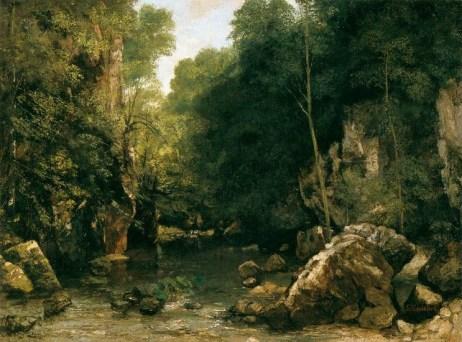 Découvrez la beauté de la beauté de la nature selon Gustave COURBET