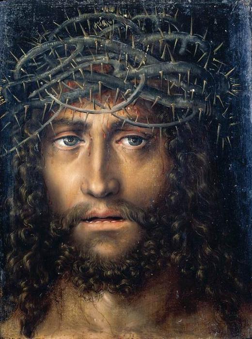 Resultado de imagen de Cristo coronado de espinas
