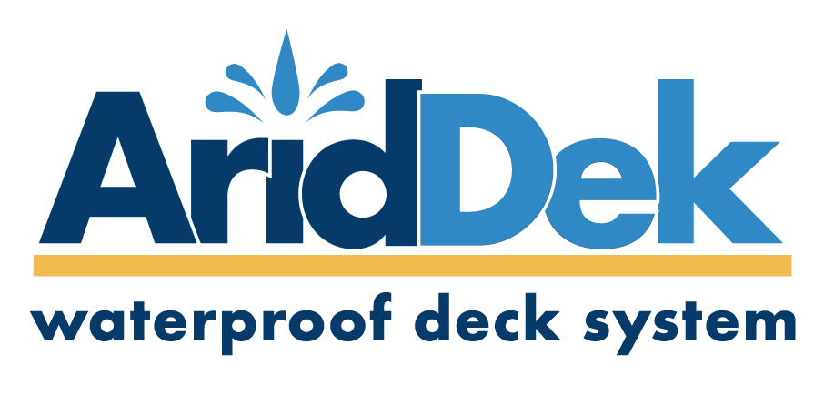AridDek waterproof decking board system logo large