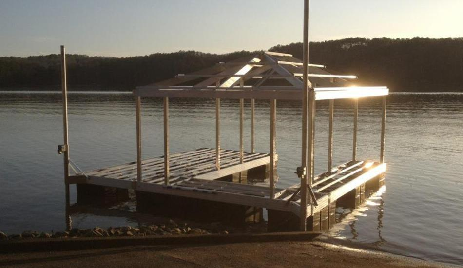 Aluminum Dock Information: Important Factors that Affect Lake Dock Prices