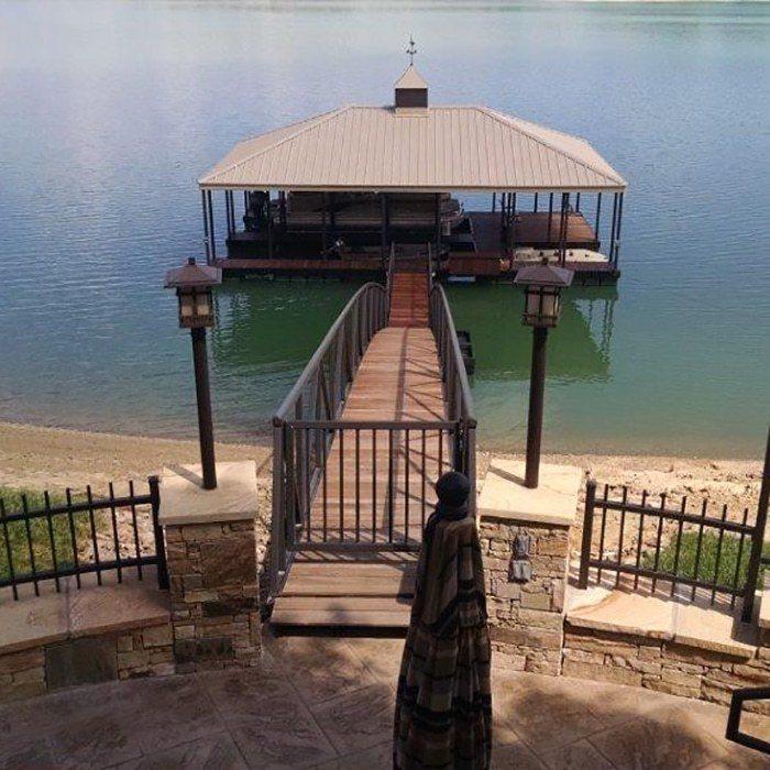 Wahoo Aluminum Docks Require Minimal Maintenance