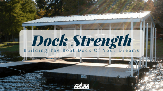 The CAT5 Option for New Boat Docks – Building Your Dream Boat Dock Part 2
