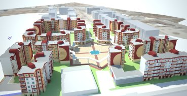 Social Housing Project (450 Units)
