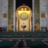Masjid Al-Akbar dan Menara Sembilan Puluh Sembilan
