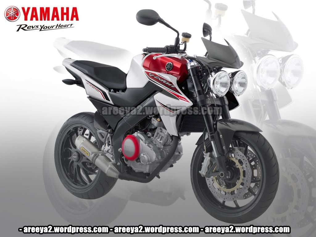 Koleksi Modifikasi New Vixion Ala Ducati Terlengkap Kampong Motor